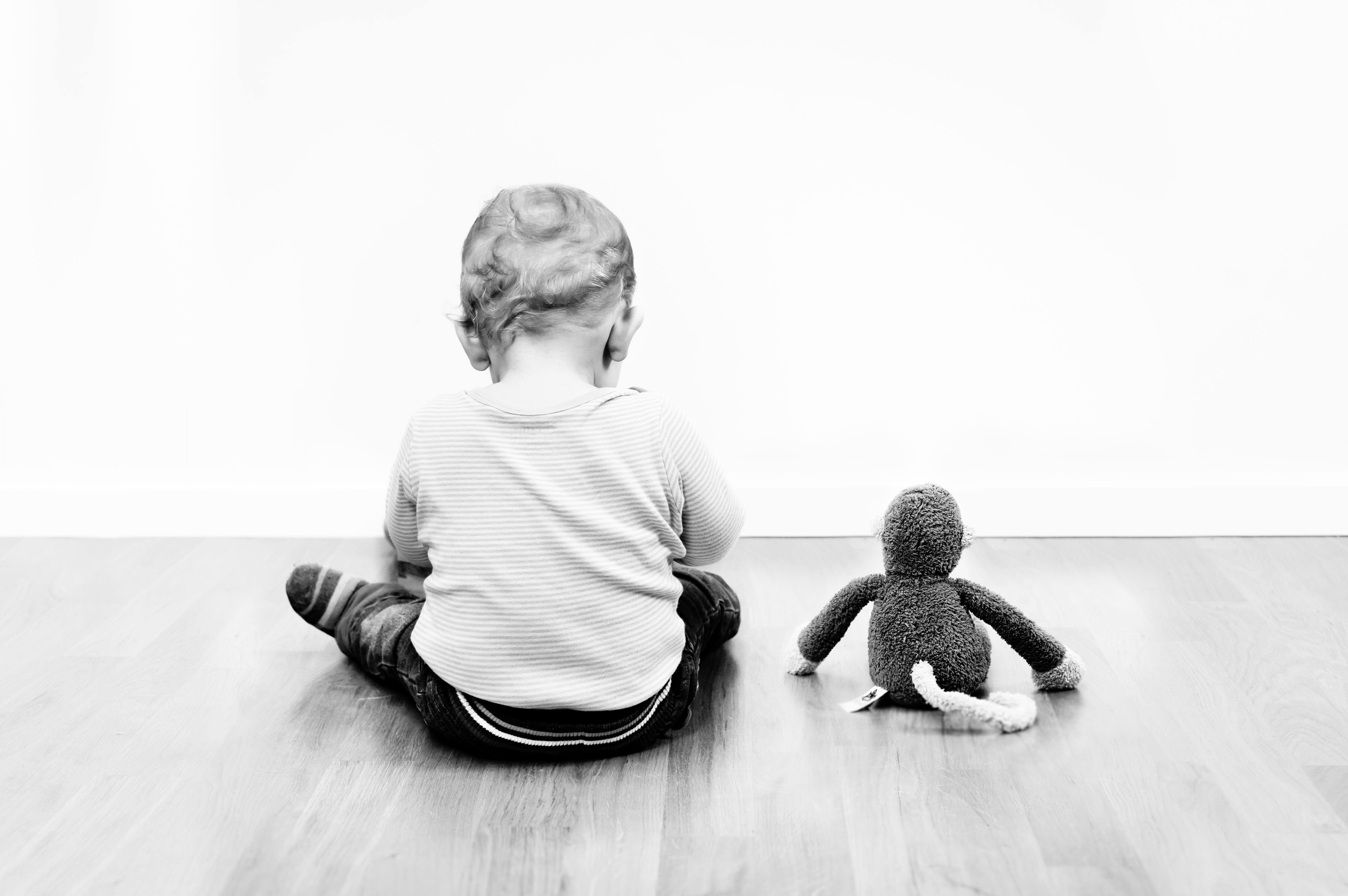 Babys und Familien